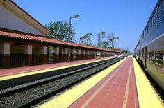 A cool photo of one of our Amtrak stations, featured in an article for USA Today!
