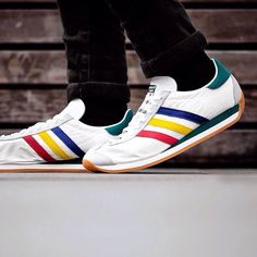 Adidas Mcn Country baskets