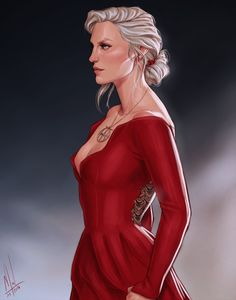 Celaena's dress by Merwild.deviantart.com on @DeviantArt