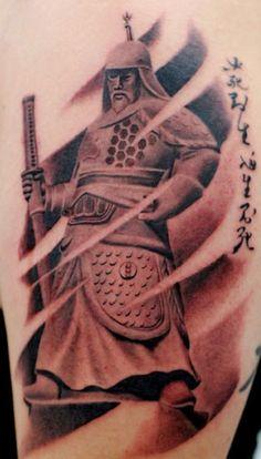 Juxtapoz Magazine - Phillip Spearman: Changing the Face of Korean Tattoos   Features  Phillip Spearman tattoo