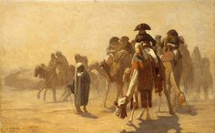 D. Napoleon - Cairo, Egypt