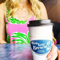 How You Brewin? is our new favorite coffee shop on LBI!!