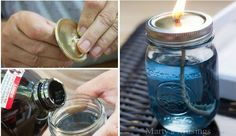 How To Make Your Own Mosquito Repellent Candles