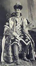 Winter palace costume ball 1903  Grand Duke Michael Alexandrovich