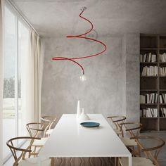 Creative-Cables presenta i nuovi Creative-Tubes! Interior Design Courses, Decor Interior Design, Interior Styling, Interior Decorating, Kitchen Cabinets Decor, Cabinet Decor, Home Lighting, Lighting Design, Lighting Ideas