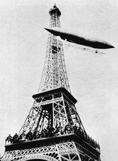 fatos sobre a Torre Eiffel