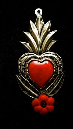 Corazon de hojalata by Jaime Ennis, via Flickr