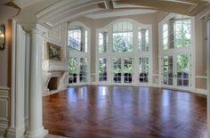 Great room windows