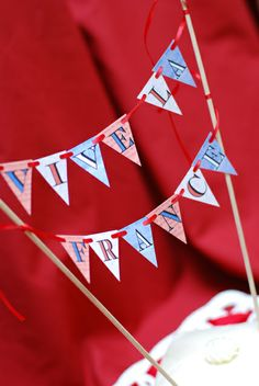 Bastille Day Party Ideas | Bastille Day Decorations