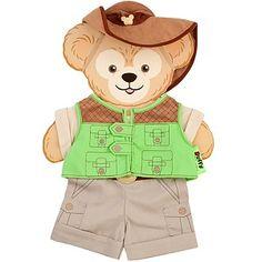 Duffy the Disney Bear Kilimanjaro Safari Costume. $18.00