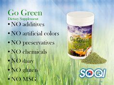 Go Green Dietary Supplement