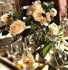 Buffet Flower decoration. La Rosa Canina FIRENZE www.larosacaninafioristi.it