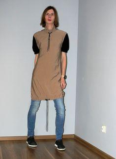 #Zara #Androgynous Androgyny, Zara, Normcore, Shirt Dress, T Shirts For Women, Tops, Dresses, Style, Fashion