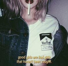 the grunge aesthetic. Badass girls and people bordering on suicide, lost completely in the depths of depression. I can't believe mental illnesses are now an aesthetic GRUNGE, wow take a look around at the world we live in.