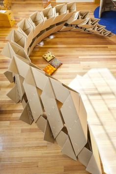 Card Play Space | ArchitectureAU