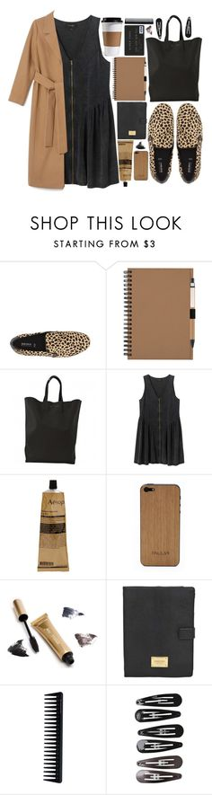 FALL LOAFERS by strayalley on Polyvore featuring Monki, Geox, Michael Kors, Palila, Clips, Jane Iredale, Aesop and GHD