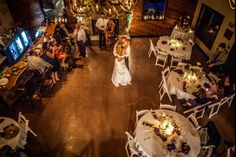 Rustic Wedding Lodge venue - Bemus Point, NY - Reception - First Dance