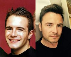 Immagine di westlife, then and now, shane filan, boy, celebrity Shane Filan, Irish Eyes Are Smiling, My Darling, Then And Now, Boy Bands, Celebrity, Album, Songs, Celebs