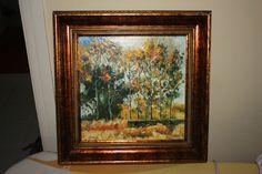 Bild Stilleben Rahmengröße 45 x 45 cm LAndschaftsmalerei