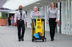 Working at Braehead is just the job as staff say 'come and join us'