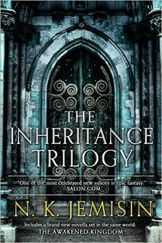 Amazon.com: The Inheritance Trilogy (8601423545240): N. K. Jemisin: Books