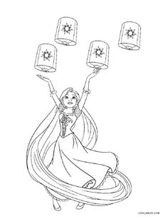 Free Printable Rapunzel Coloring Pages For Kids Tsum Tsum Coloring Pages, Cartoon Coloring Pages, Printable Coloring Pages, Coloring Pages For Kids, Disney Character Sketches, Character Design Disney, Drawing Cartoon Characters, Rapunzel Coloring Pages, Disney Princess Coloring Pages