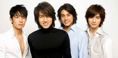 Boys Before Flowers, Boys Over Flowers, Asian Celebrities, Asian Actors, Celebs, Vaness Wu, F4 Members, Vic Chou, Show Luo