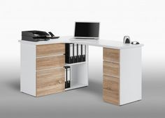 Bureau dangle tale desks office table and lights