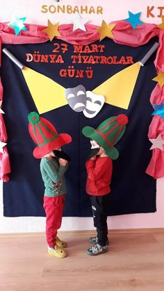 Painting Lessons, Christmas Crafts For Kids, Pre School, Special Day, Montessori, Party Time, Banner, Education, Pictures
