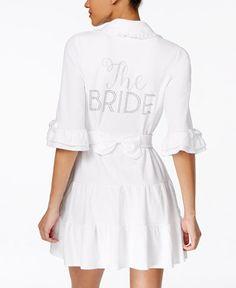 6d6fcd8e836 Betsey Johnson Winter Bride