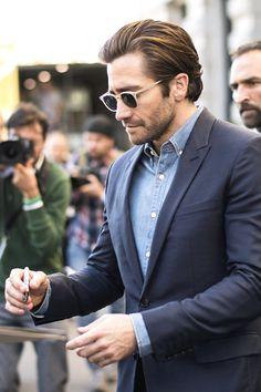 "mcavoys: "" Jake Gyllenhaal 'Stronger' Press Conference, 13th Zurich Film Festival, Switzerland | October 3, 2017 """