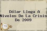 http://tecnoautos.com/wp-content/uploads/imagenes/tendencias/thumbs/dolar-llega-a-niveles-de-la-crisis-de-2009.jpg dolar. Dólar llega a niveles de la crisis de 2009, Enlaces, Imágenes, Videos y Tweets - http://tecnoautos.com/actualidad/dolar-dolar-llega-a-niveles-de-la-crisis-de-2009/