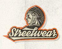 Streetwear - A great retro script font (free)