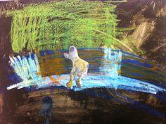 ABK Mortsel - lelijk eendje in de vijver, werk van jack