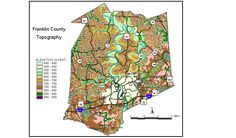groundwater resources of franklin county kentucky