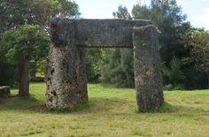 The Ha'amonga 'a Maui (aka Tongan Stonehenge), Kingdom of Tonga