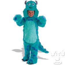 sully from monsters inc childrens disney halloween costume 3899 - Kids Disney Halloween Costumes