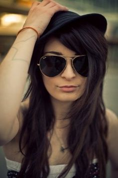 I liked all of the rayban sunglasses in your site, I would definitely wear them to work or shopping!!