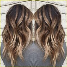 cool Getting the Best Fall Hair Color for Brunettes #beautyhair