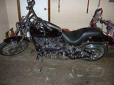 eBay: 2001 Harley-Davidson Softail 2001 harley davidson softail deuce #harleydavidson
