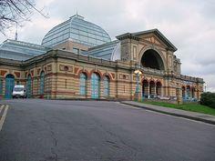 Alexandra Palace, London