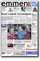 Emmen.Nu is dé huis-aan-huiskrant in de gemeente Emmen. De krant verschijnt elke donderdag huis-aan-huis en biedt lokaal en regionaal nieuws.    Emmen.Nu is nu ook op iPad te downloaden en lezen via Tablisto.