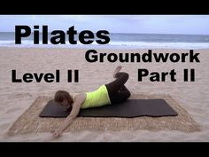 In this weeks episode we will cover Upside-Down Pilates Level II Groundwork curriculum. In this workout will learn exercise. Fitness Pilates, Pilates Video, Pilates Barre, Pilates Studio, Pilates Workout, Exercise, Stretch Routine, Ab Routine, Workout Videos