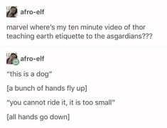 I want this on the Ragnarok dvd release