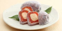 Suikansyuku - dried persimmon and white bean paste