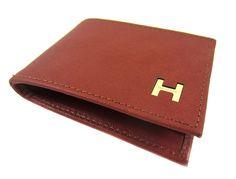 Tommy Hilfiger Dublin Tan Slim Passcase Bifold Wallet - Tommy Hilfiger Wallets - Designer Wallets