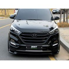ZEST- AERO PARTS FULL BODY KIT FOR HYUNDAI ALL-NEW TUCSON TL 2015-2016 MNR- at discount rate - 00743-15-16