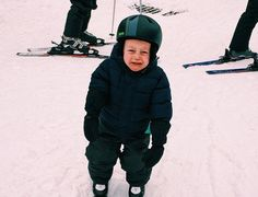 Tips For Skiing With Toddlers #ski #toddlers #momlife
