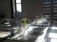 A nuestro comedor le encanta el Sol. #bedandbreakfast