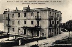 """(1907) Se inaugura el HOTEL EGUIA, sobre la playa de Ereaga.  Fue propiedad de Manuel Eguia, casado con Isabel Rentería. Dirigió la obra José Bilbao Lopategui, que presenta el proyecto en 1904.  A lo largo del tiempo sufrió varias reformas, y finalmente cerró sus puertas en 1967.  Te lo cuenta Karla Llanos en su blog """"Memorias de Getxo"""": http://getxosarri.blogspot.com.es/2012/06/el-hotel-eguia-un-clasico-de-algorta.html"""
